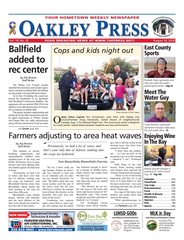 39770d901ad25 Oakley Press 08.10.08 by Brentwood Press   Publishing - issuu