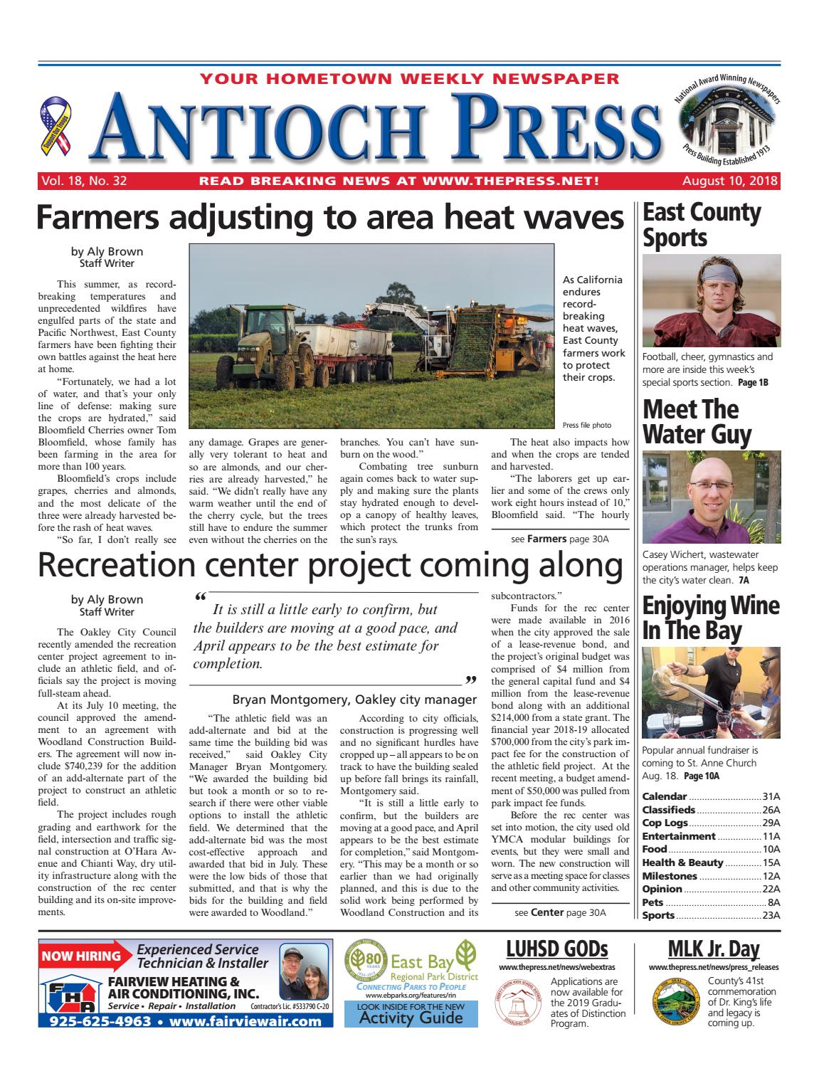 772b11d621e Antioch Press 08.10.18 by Brentwood Press   Publishing - issuu