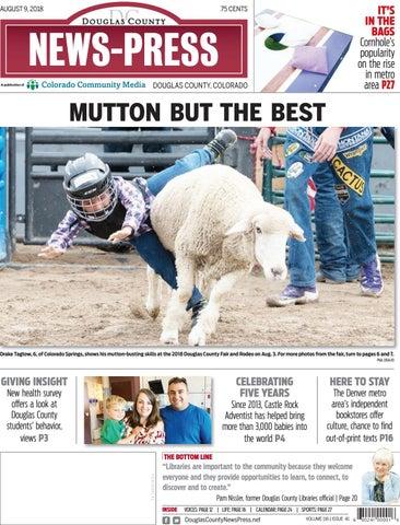 Douglas County News Press 0809 By Colorado Community Media Issuu