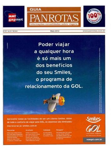 8dd9cc878eb Guia PANROTAS - Edição 470 - Maio 2012 by PANROTAS Editora - issuu