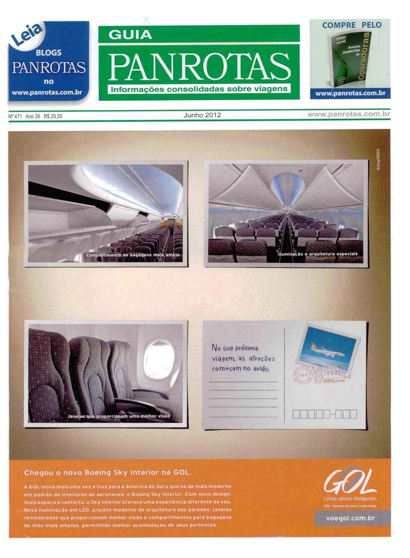 c6cedb8159c Guia PANROTAS - Edição 471 - Junho 2012 by PANROTAS Editora - issuu