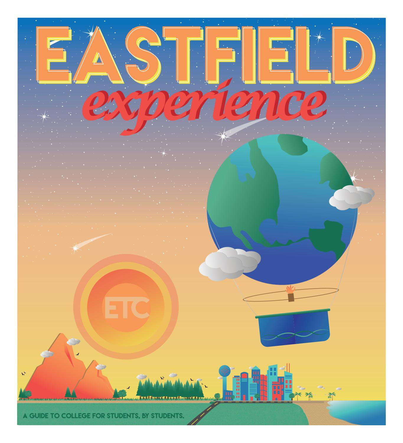 Eastfield Experience student guide 2018-19 by The Et Cetera