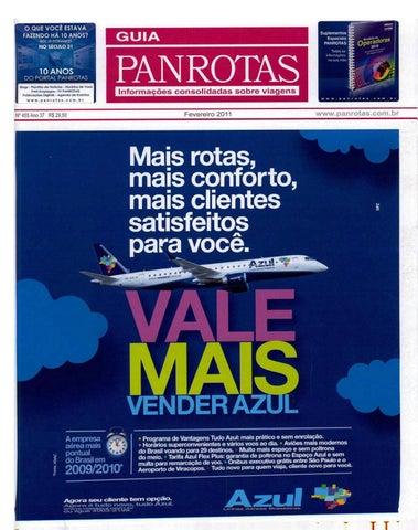 f0543bb9bd4 Guia PANROTAS - Edição 455 - Fevereiro/2011 by PANROTAS Editora - issuu