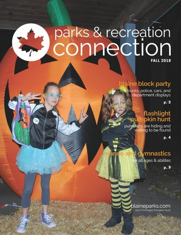 fb9a560d5 2018 Fall Recreation Connection by City of Blaine - issuu
