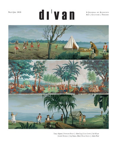Divan a journal of accounts issue 4 by unsw art design issuu page 1 fandeluxe Choice Image