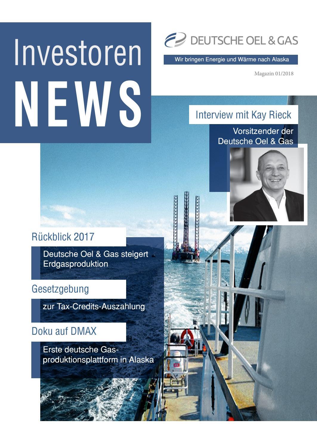 Deutsche öl Und Gas News