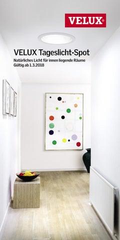 Velux Tageslicht Spot By Heinze Gmbh Issuu