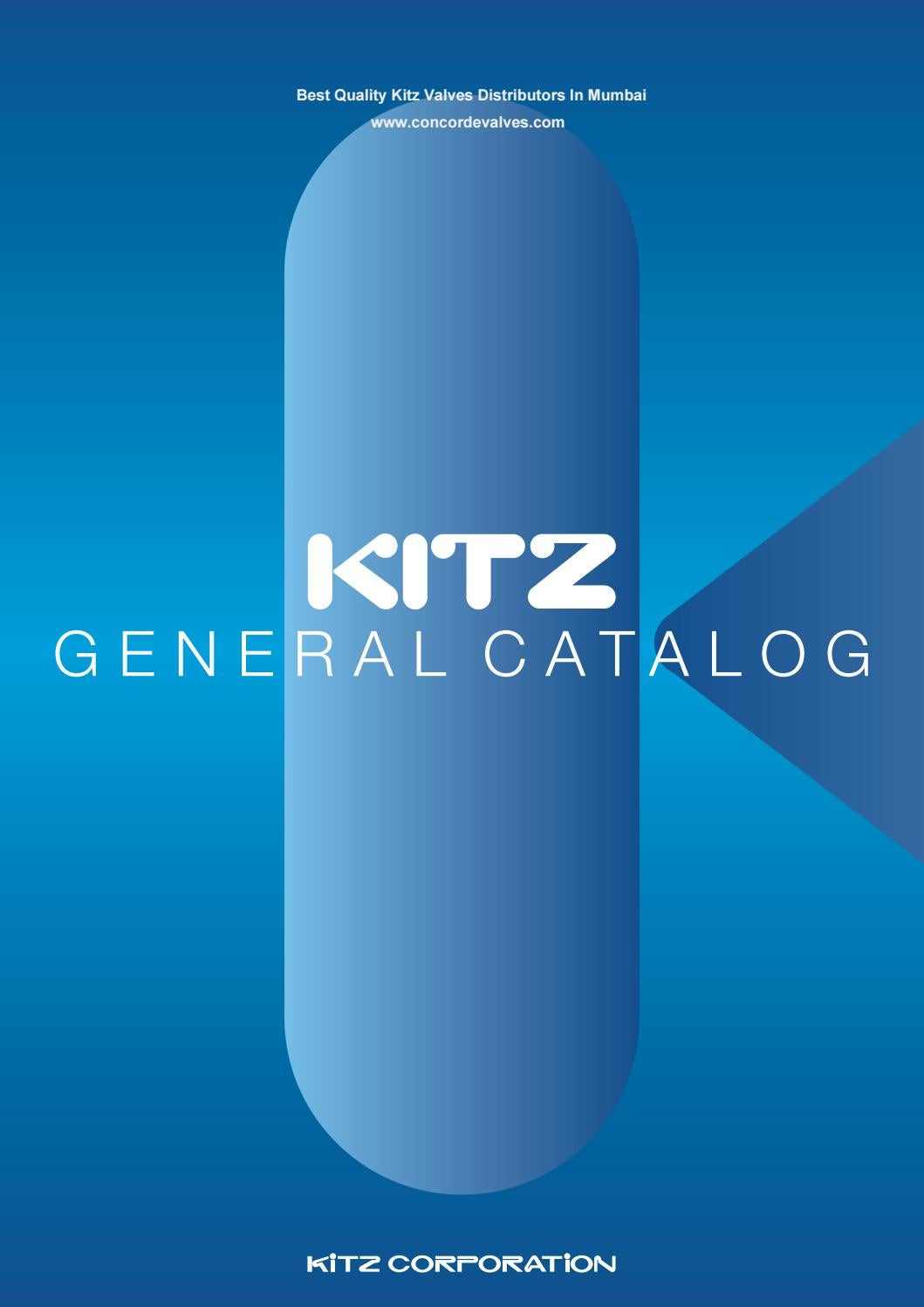 Kitz Valves Catalogue by Concordevalves - issuu