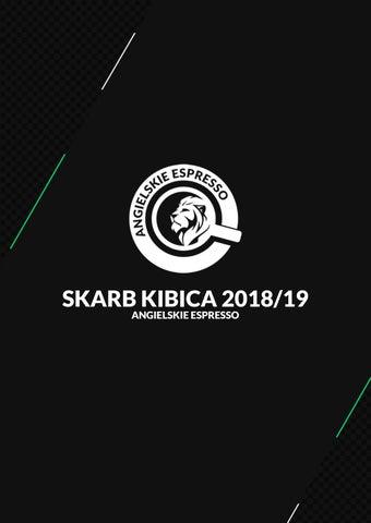 233746299 Angielskie Espresso - Skarb Kibica 2018/19 by Angielskie Espresso ...