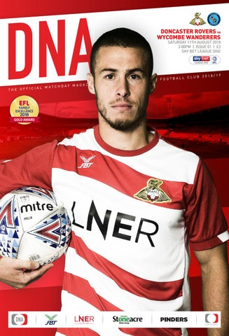381394b0a8d DNA - Doncaster Rovers v Wycombe Wanderers by Mark Hughesman - issuu