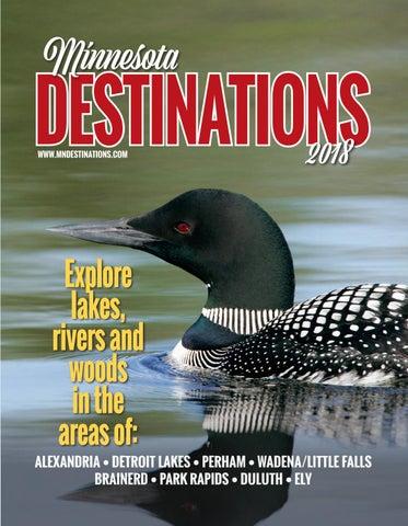 Minnesota Destinations 2018 by Echo Press - issuu