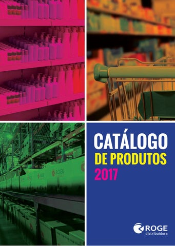 Catálogo Roge 2017 by Newbasca - issuu 6f334270d7