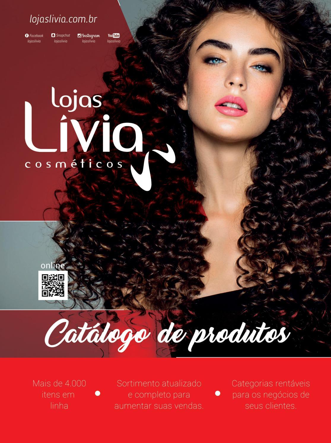 fa31e818e52 Catálogo Lojas Lívia 2017 by Newbasca - issuu