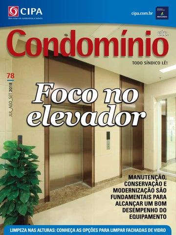 13bb355dc4988 Revista Condomínio. Edição 78 by CIPA - Participações e ...