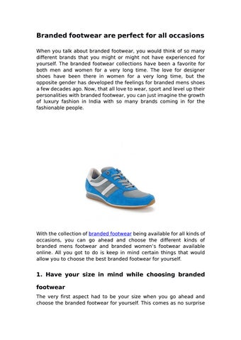 8ddc950b09 Footwear Plus | The Source for Retailers | 2011 • July by 9Threads ...