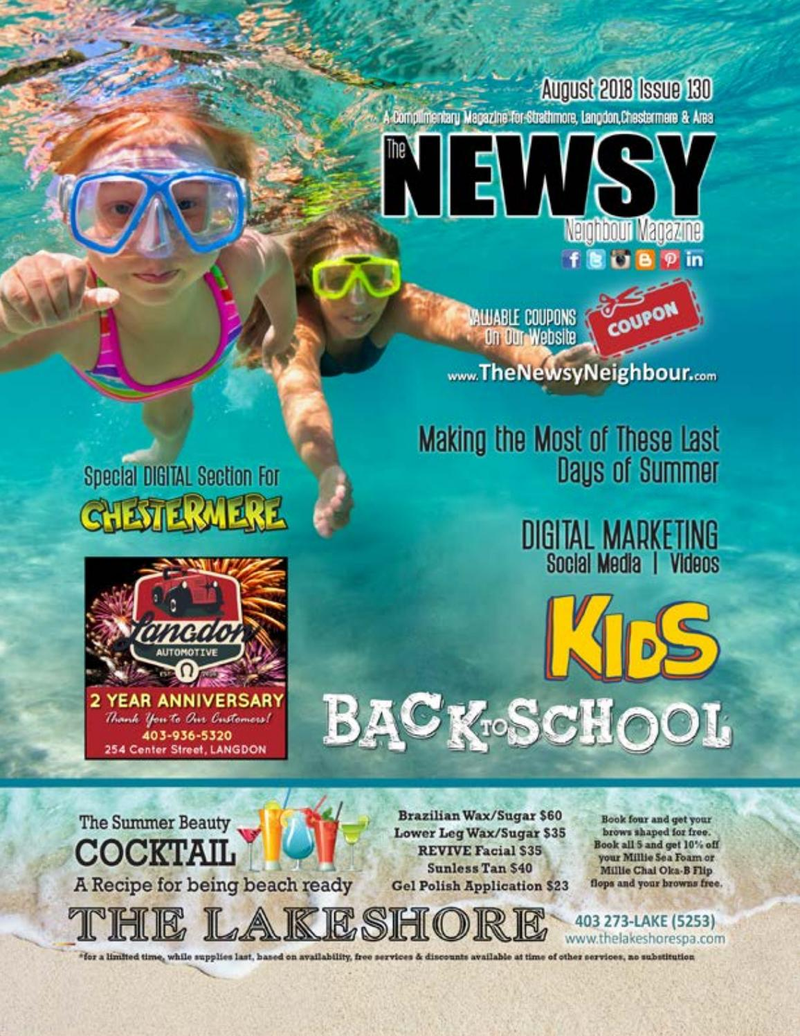 437d2a7c58eeb9 The Newsy Neighbour Issue 130 by The Newsy Neighbor - issuu