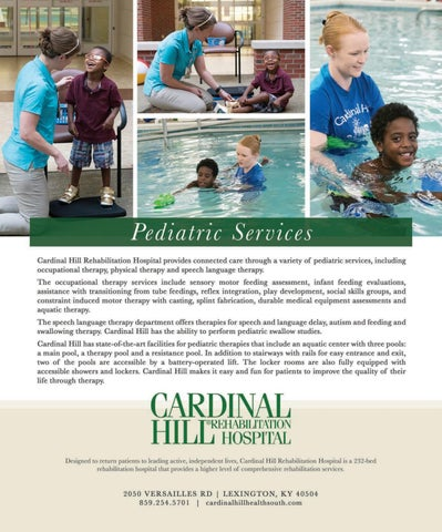 Page 24 of Cardinal Hill: Pediatric Services