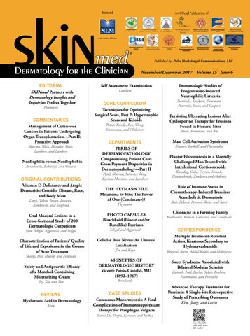 53987374537 SKINmed - Nov/Dec 2017 by jo-ann kalaka-Adams - issuu