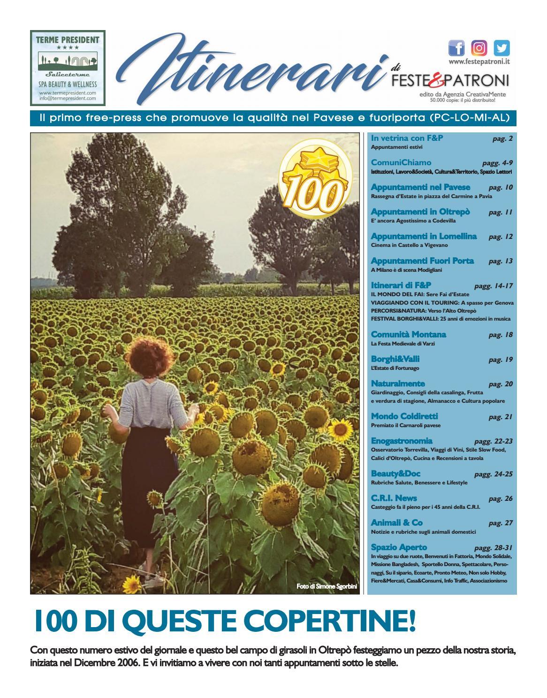 nr. 100 GOLD 2018 by Agenzia CreativaMente - issuu 0cf355d764b
