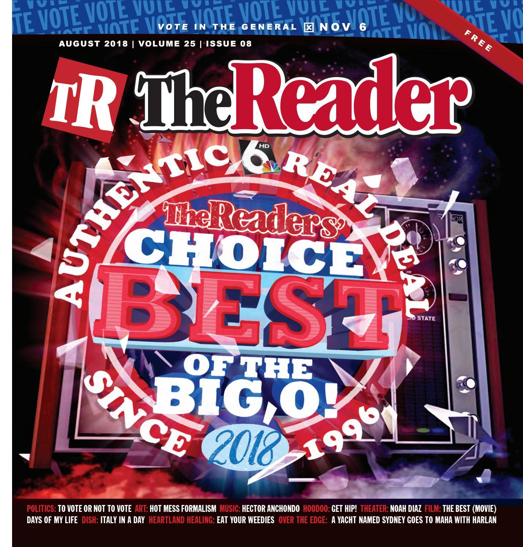 The Reader August 2018 by PioneerMedia Me issuu
