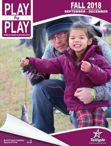Play by Play Fall 2018 by Temple Parks and Recreation - issuu