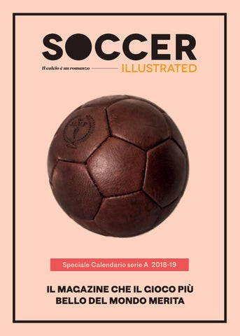 ae21444a0 Soccer Illustated by Milano Fashion Library - issuu