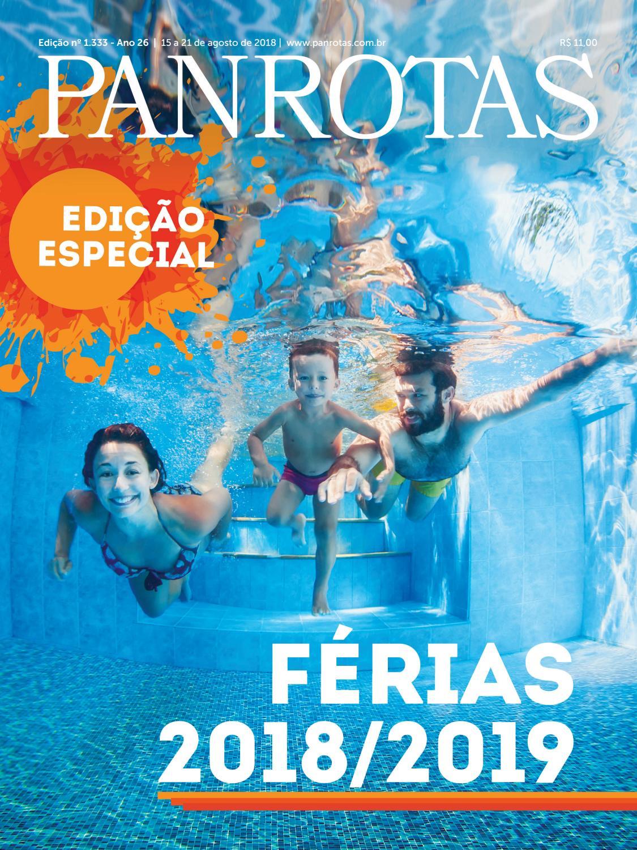 7644b2f6f28 PANROTAS Guia de Férias 2018 2019 by PANROTAS Editora - issuu