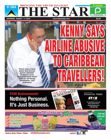 951dafa1772a4a Kenny Says Caribbean Airline is