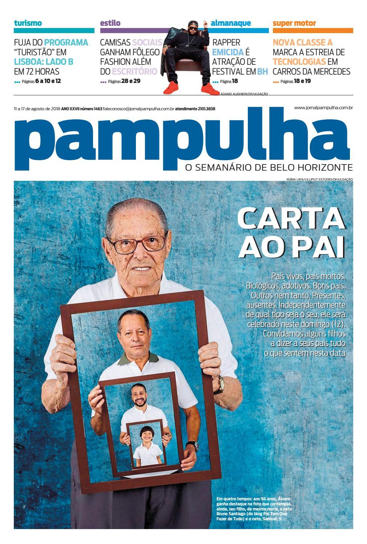 Pampulha, 11 a 17 de agosto de 2018 by Tecnologia Sempre Editora - issuu 308e305979
