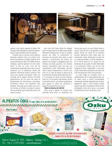 Page 79 of De vinos y trufaspor el valle del Itata
