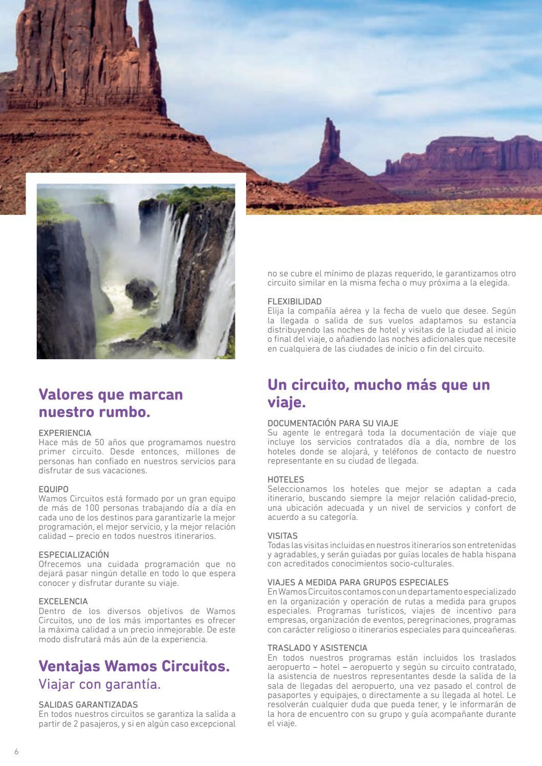 Circuito Y Servicios : Wamos by javier hinojosa issuu
