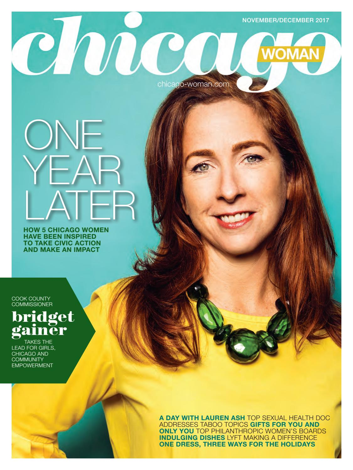Chicago Woman November/December 2017 by chicago-woman - issuu