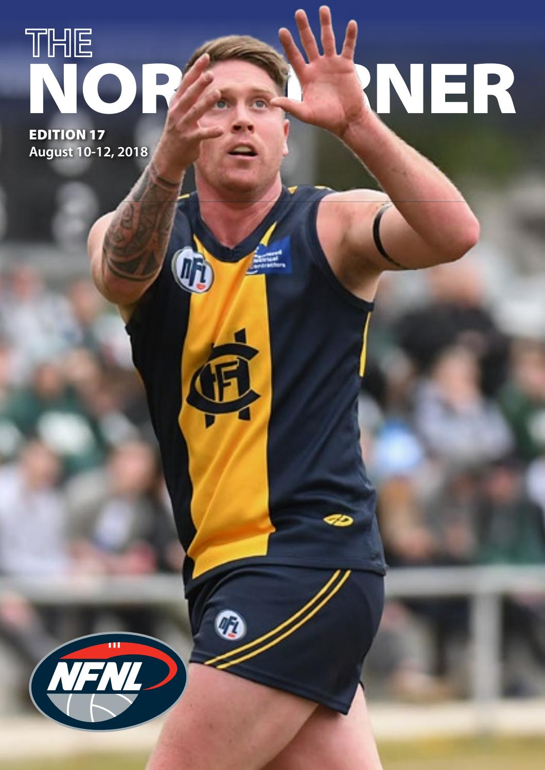 The Northerner - Edition 17, 2018 by Northern Football Netball