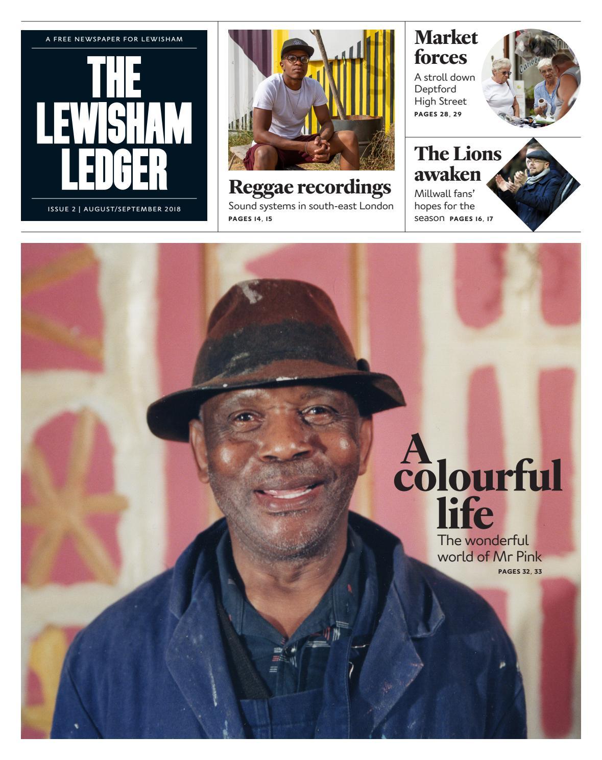 9fe2101ccc72e Issue 2 of The Lewisham Ledger by Lewisham Ledger - issuu