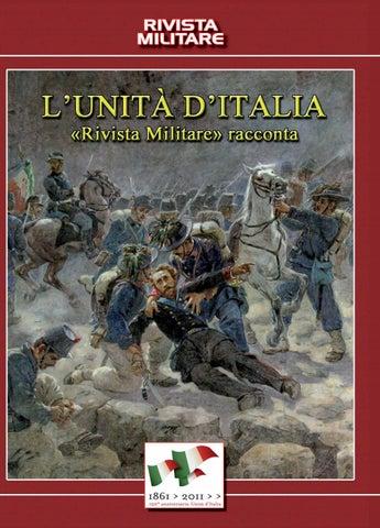 """L UNITA  D ITALIA """"LA RIVISTA MILITARE"""" RACCONTA by Biblioteca ... e5056e6b5947"""