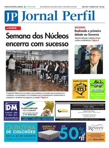 d1764ccec JORNAL PERFIL by Jornal Perfil - issuu