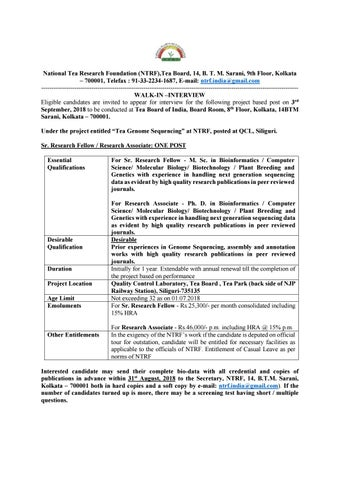 https://www biotecnika org/2018/08/national-tea-research