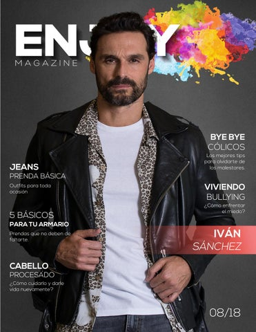 e534a025b EnjoyMagazine  Agosto2018 by Enjoy Magazine - issuu