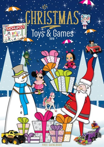 stagg christmas toys games ho 2018