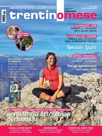 TrentinoMese Luglio 2018 by Curcu Genovese - issuu 22aa7f46bbe