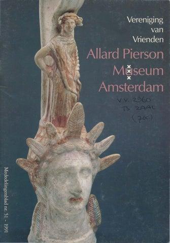 Apm Allard Pierson Mededelingen Afl 8182 By Bijzondere