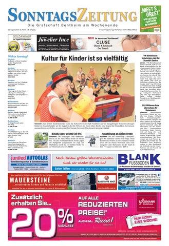SonntagsZeitung_12 08 2018 By Grafschafter Nachrichten   Issuu