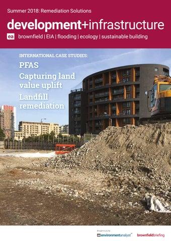 Development & Infrastructure Magazine | Summer 2018 by