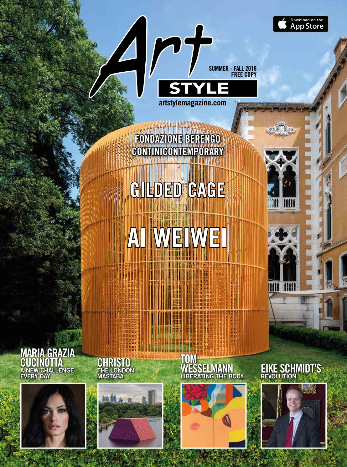 Artstyle Summer Fall 2018 by Ingenia Direct s.r.l. - issuu a491eb547ac