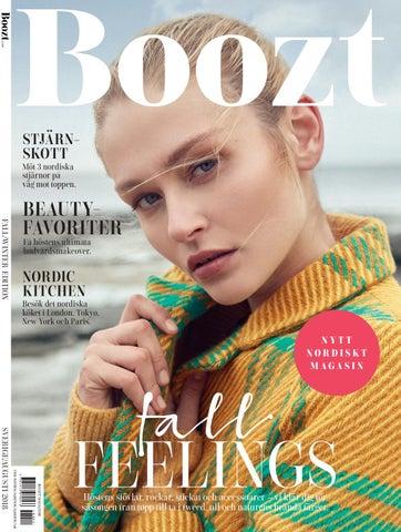 1bdd07f7 Boozt Magazine Sweden AW18 by Boozt Magazine - issuu