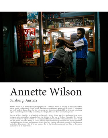 Page 84 of Annette Wilson