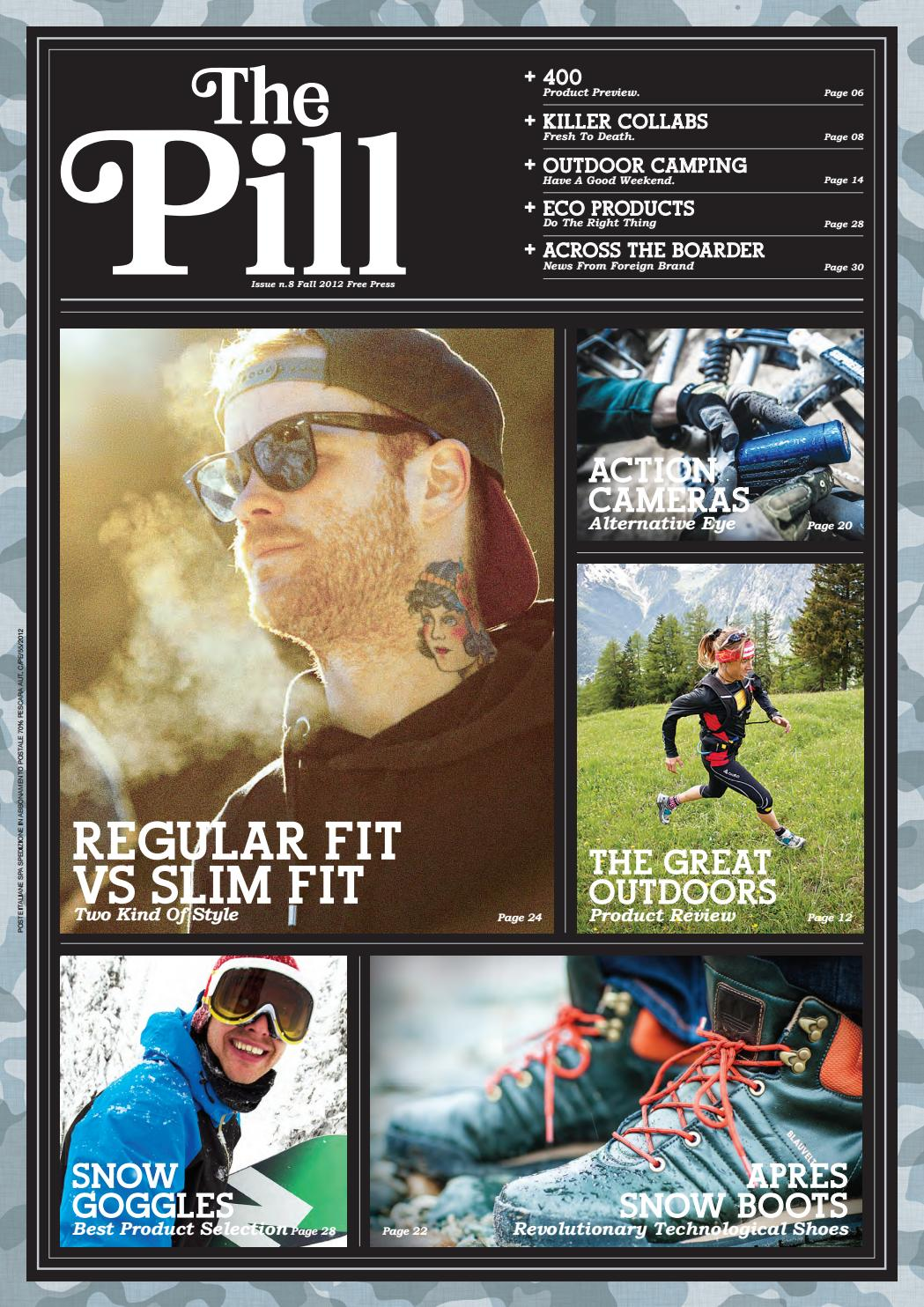 The Pill Magazine 08 by Hand Communication - issuu b95876ebd662