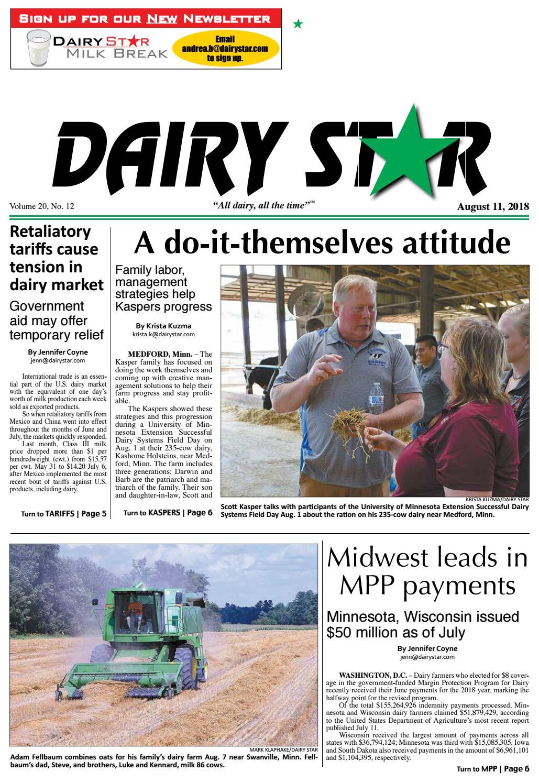 8-11-18 Dairy Star - Zone 1 by Dairy Star - issuu