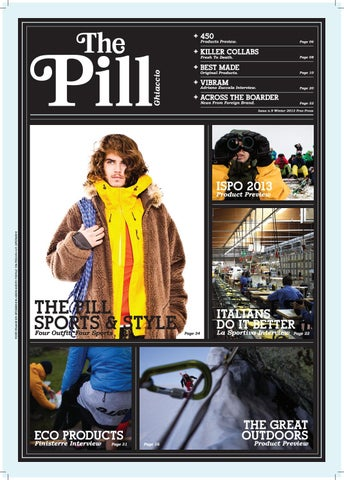 The Pill Magazine 09 by Hand Communication - issuu cd1f1aa74bdd