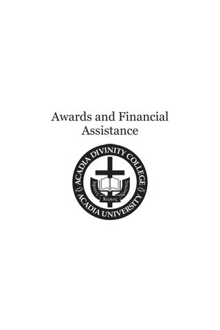 Page 155 of Awards and Financial Assistance